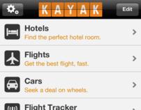 KAYAK iOS App