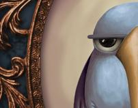 Larry the Grumpy Albatross