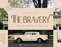 The Bravery Typeface