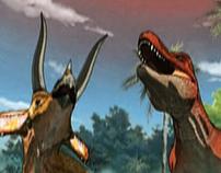Dinosaur King_Launch Promo