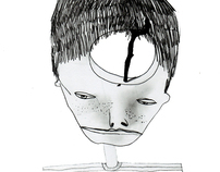 b&w drawings