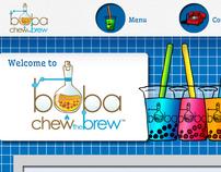 Boba Bubble Tea Website
