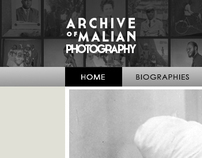 Archive of Malian Photography