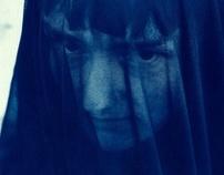Cyanotype Prints - Portrait Photography