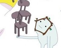Ilustración para concurso de remeras de Adventure Time.