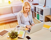 With the rise of the Internet, home-based businesses fl