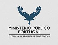 MINISTÉRIO PÚBLICO - Logo