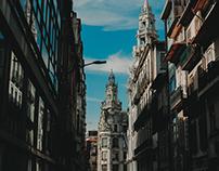 Um passeio pelo Porto