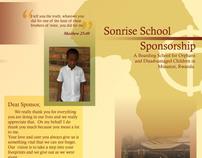 Sonrise School Sponsorship