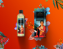 Ayurvathi Packaging Design