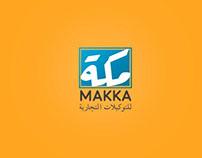 Makka motion graphic video