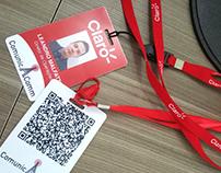 ComunicaComm (Claro) Badges
