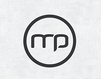 MPETROV brand identity