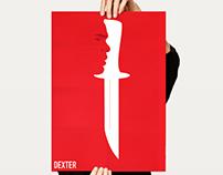 Dexter minimalist poster