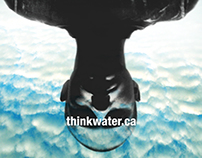 Thinkwater.ca Poster