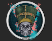 Nefertiti Skull