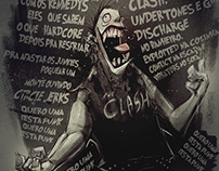 Crust - festa punk