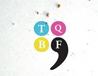 TQBF Branding and packaging
