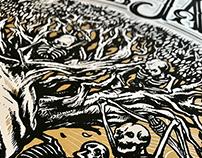 PEARL JAM - DO THE EVOLUTION Fanart Poster