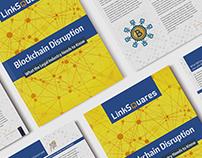 Link Squares BlockChain Disruption - E-Book