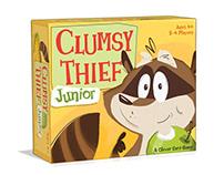 Clumsy Thief--- A Math Card Game