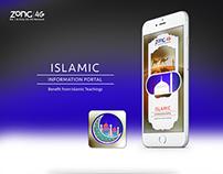 Zong Islamic Portal App