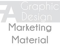 Marketing & Communication Material