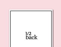 illustrations 1/2 back Fall-Winter 16/17