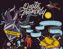 Quite Franckly | Poster