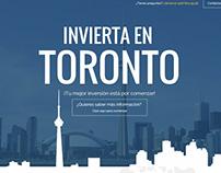 Invierta en Toronto