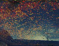 my sky...