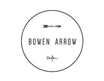 Bowen Arrow Cafe - Corporate ID