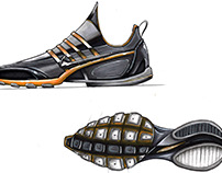 Nike concept inspiration William Lee