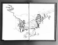 Sketchbook - Calabria Autunno 2014