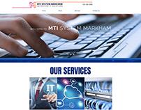 MTI SYSTEM (Web Design)