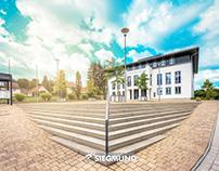Gemeinde Aindling - Rathaus