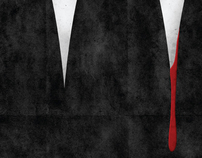 TWO Teaser Poster: Dracula