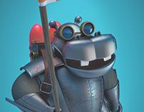 Самый добрый рыцарь