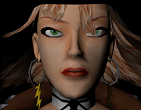 Calamity Jane Voice Over-Render