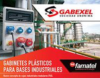 Gabexel | Piezas Promocionales