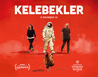 Kelebekler - Butterflies // Movie Poster