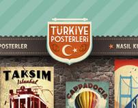 Turkey Posters