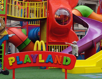 McDonald's Playland (Timelapse)