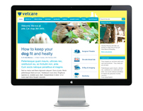Vetcare - Animal clinic