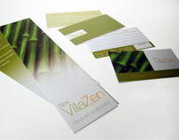 SPA VILLAZEN - Identidade Visual