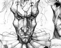 Concept Art Sketches