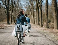 De Hoge Veluwe|在梵谷森林裡騎腳踏車