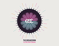 The Breakdown - Electric Daisy Carnival - Infography