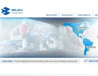 Bajaj Global Designs - 2008