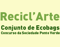 Ecobags - RECICL'ART